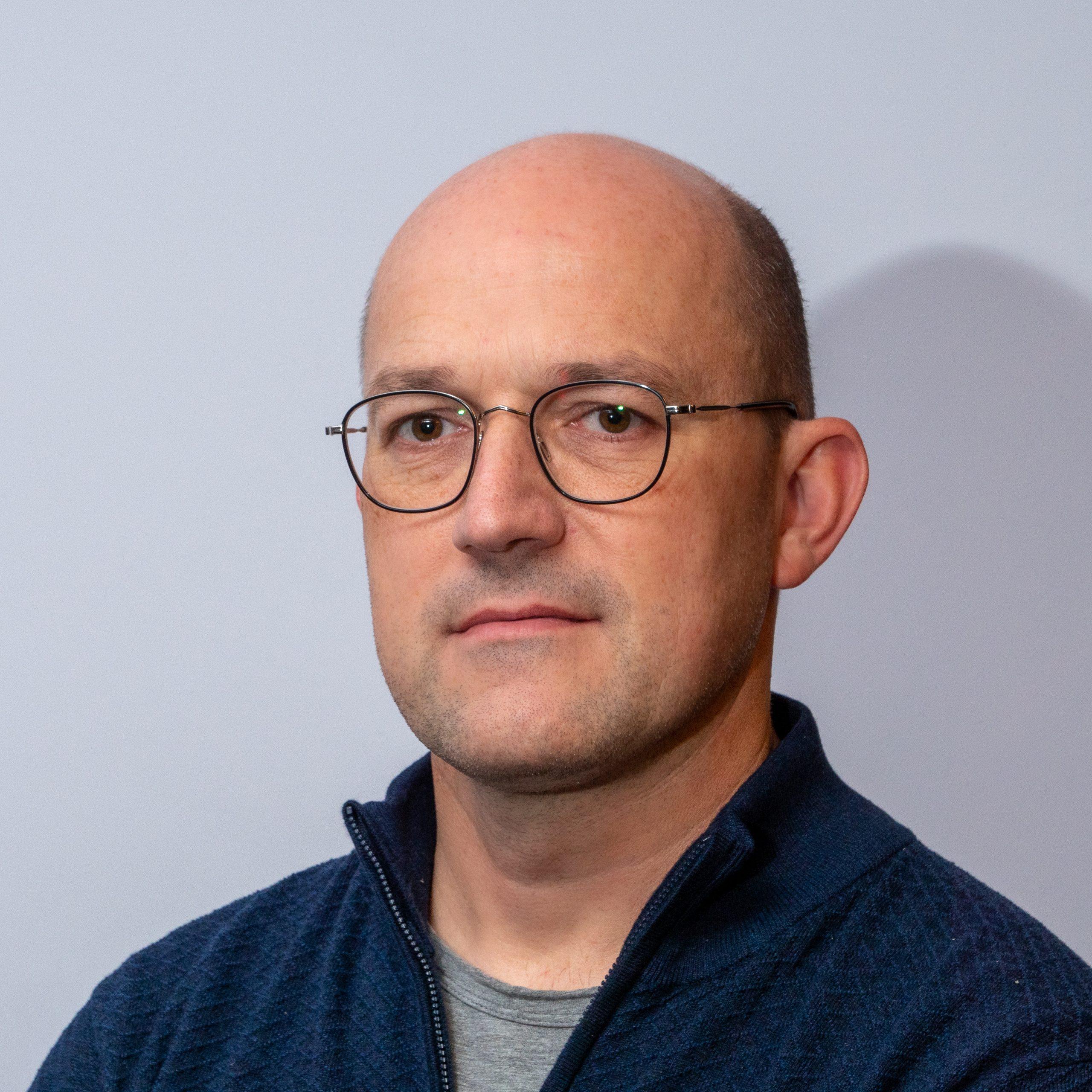 Joris Zwaenepoel is zaakvoerder en softwareontwikkelaar van het I-solv-IT team